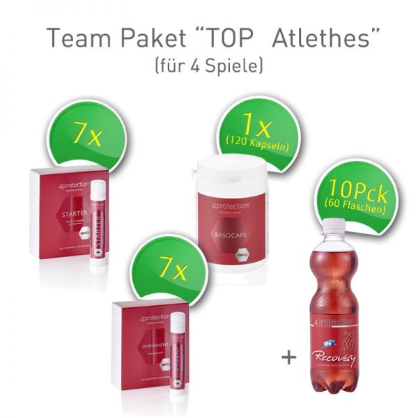 Team Paket TOP Atlethes